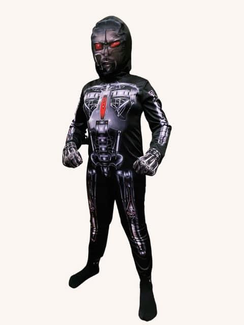 Robot Terminator Costume kids singapore