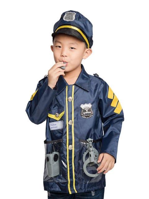 police uniforn set costume singapore