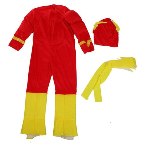 Flash Cosplay Costume for children singapore