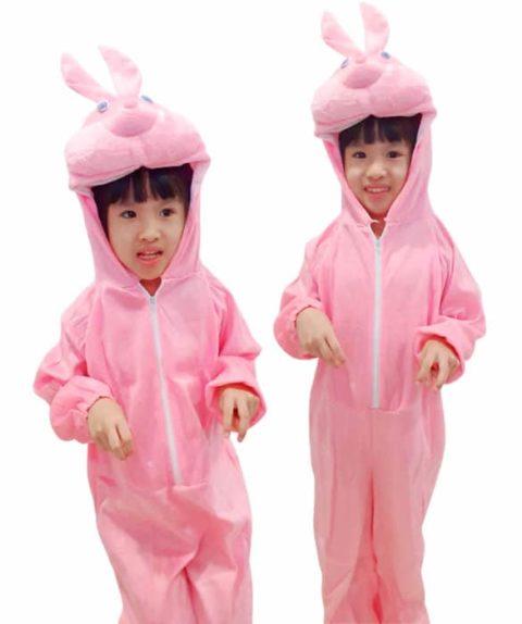 Children Anime bumblegum bunny Cosplay