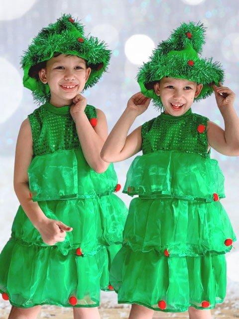 Xmas Trees Dress singapore