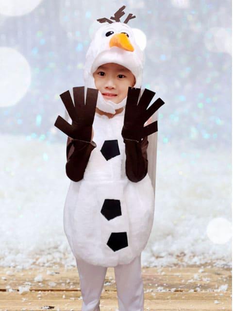 Olaf Snowman Costume Singapore