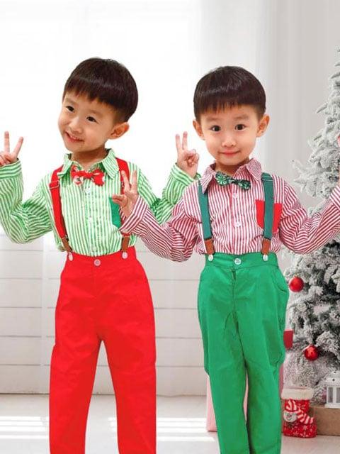 Christmas Dress For boys Toddler