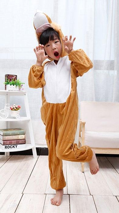 Monkey Suit costume singapore