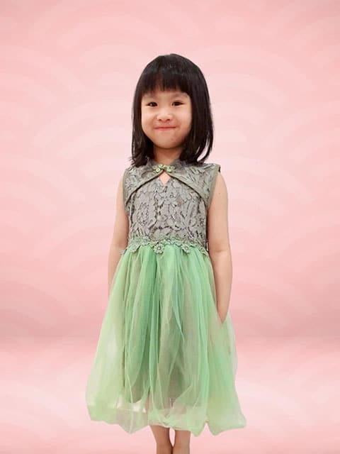 Jade Dress lunar New Year singapore