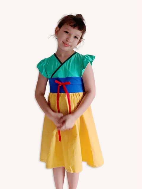 Mulan Short Sleeve