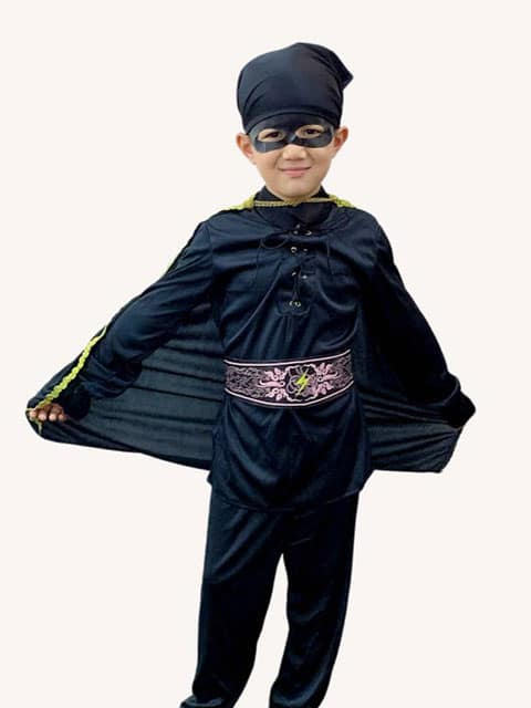 Zorro costume