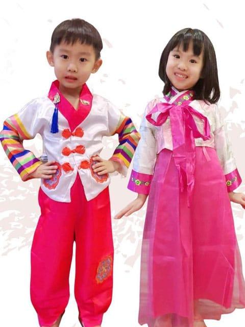 New Korean traditional Design for kids Singapore