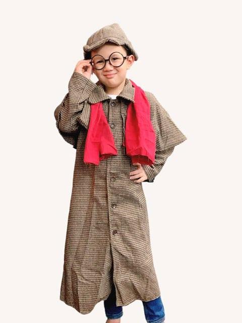 Detective sherlock holmes Costume
