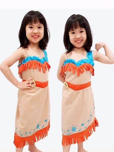 Pocahontas costume singapore