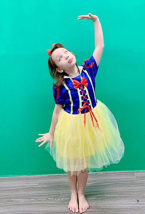 Snow White Girl Dress