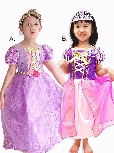 Rapunzel 2 Designs