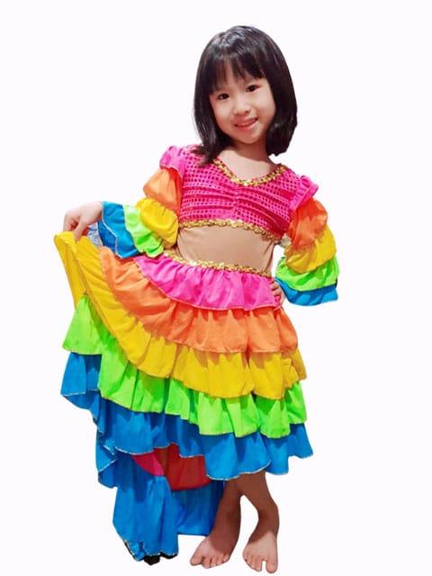 Carmen Miranda official dress