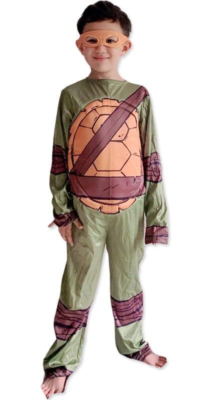 TMNT Teenage Ninja Turtles costume for children