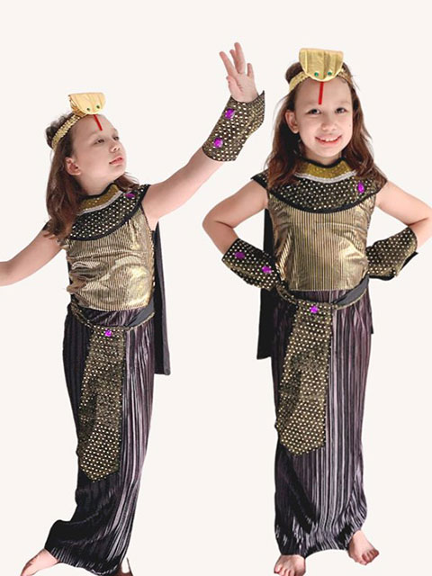 Cleopatra costume singapore