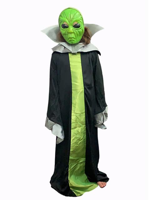 Real Alien Costume