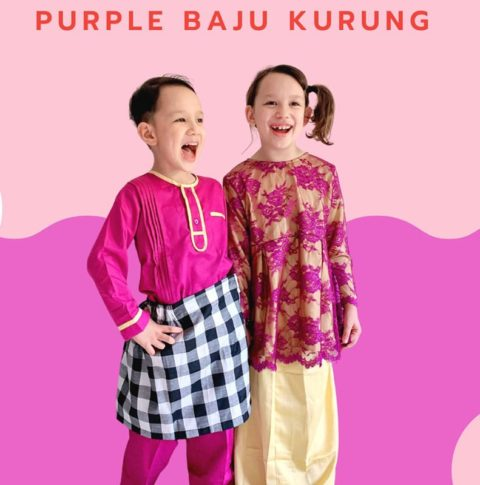 Malay traditional Design for kids