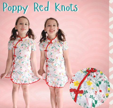 Poppy Red Knots