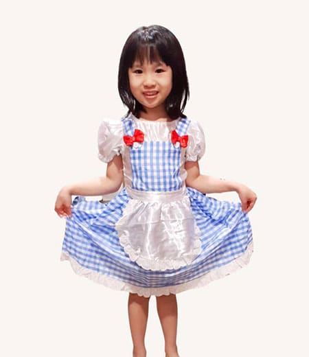 Dorothy Gale from Wizard of Oz Costume
