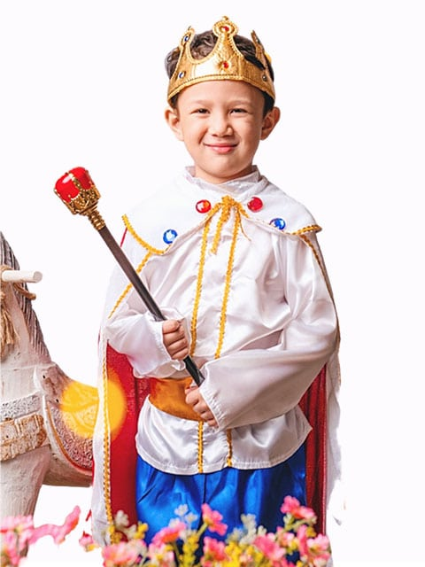 Prince Charming Costume for children