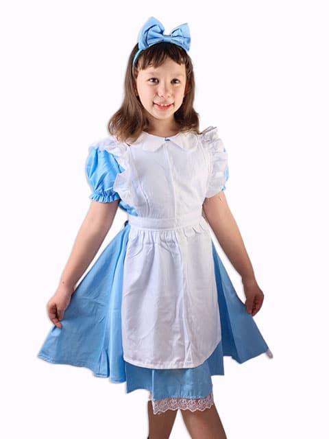Alice in Wonderland Dress Costume