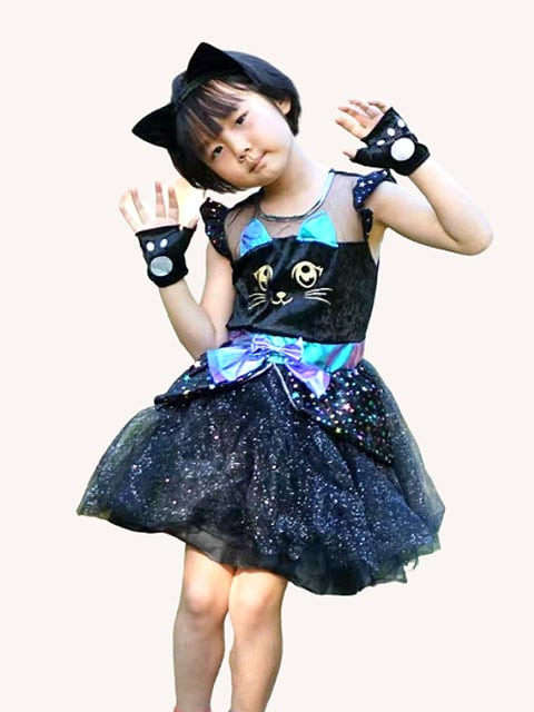 , Party Cosplay Clothing For 110-130CM Kids Girl Children. Perfect for