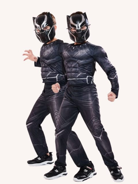 Black Panther marvel fantastic Costume