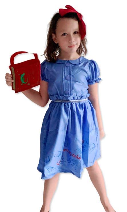 Mathilda children film theme costume