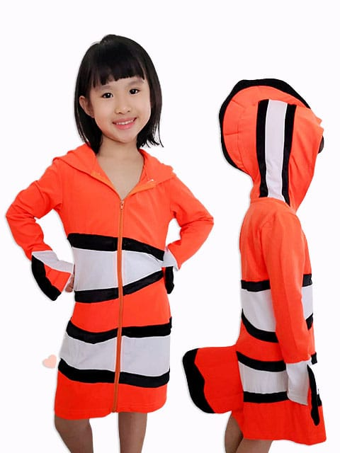 Finding Nemo film theme costume For cosplay
