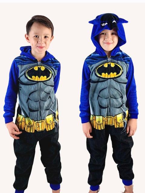 The unique Batman Costume