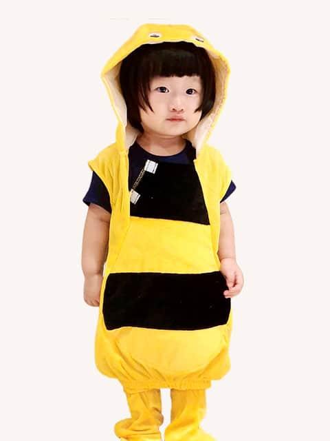 Bee Buzz Baby Costume
