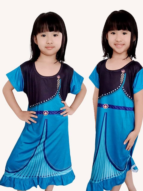 Princess Anna Short Sleeve