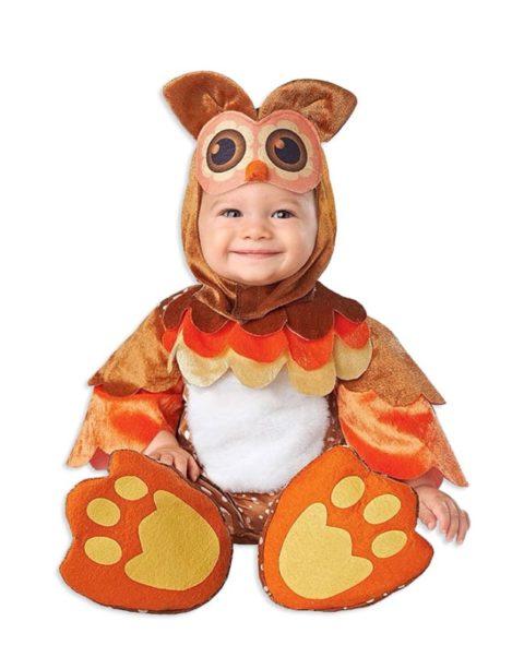 Baby Owl Costume,