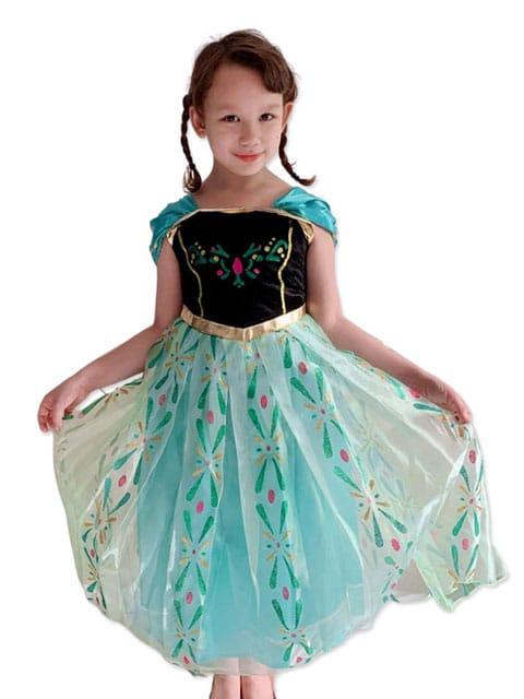 princess anna dress costume singapore