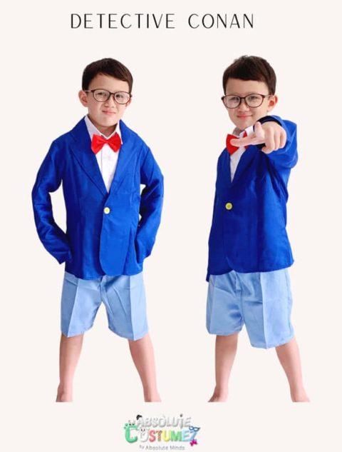 Detective Conan Costume