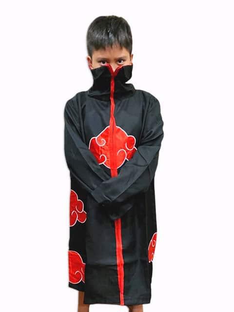 Naruto Akatsuki Cloak Costume
