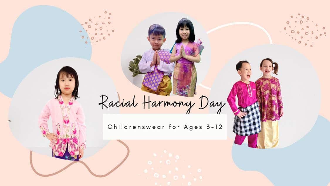 racial harmony day singapore for kid