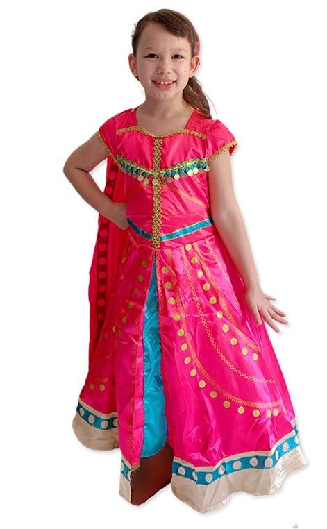 Indian Princess Traditional dress