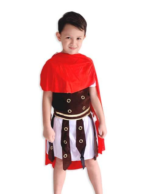 Roman Warrior children costume