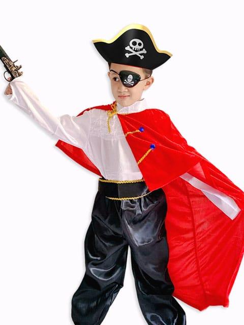 Nouveau pirate set costume