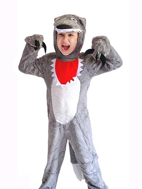 Big Bad Wolf famous fairy tale costume