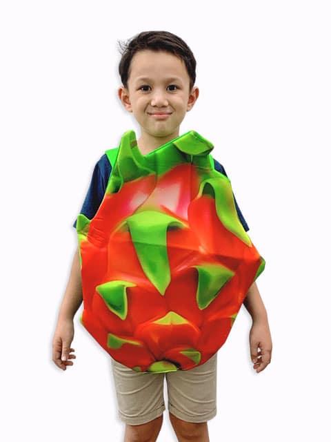 Dragon Fruit Costume