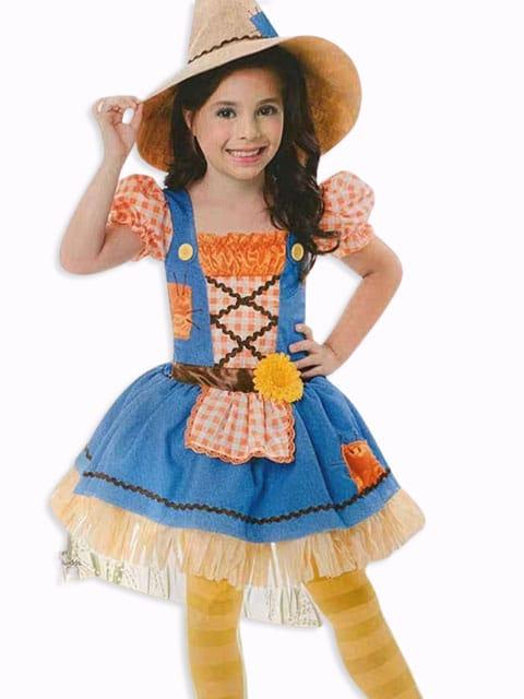 scarecrow girl Costume