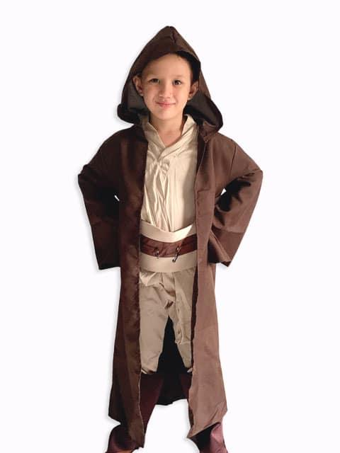 Obi wan Jedi a fantastic Star Wars Costume for Kids