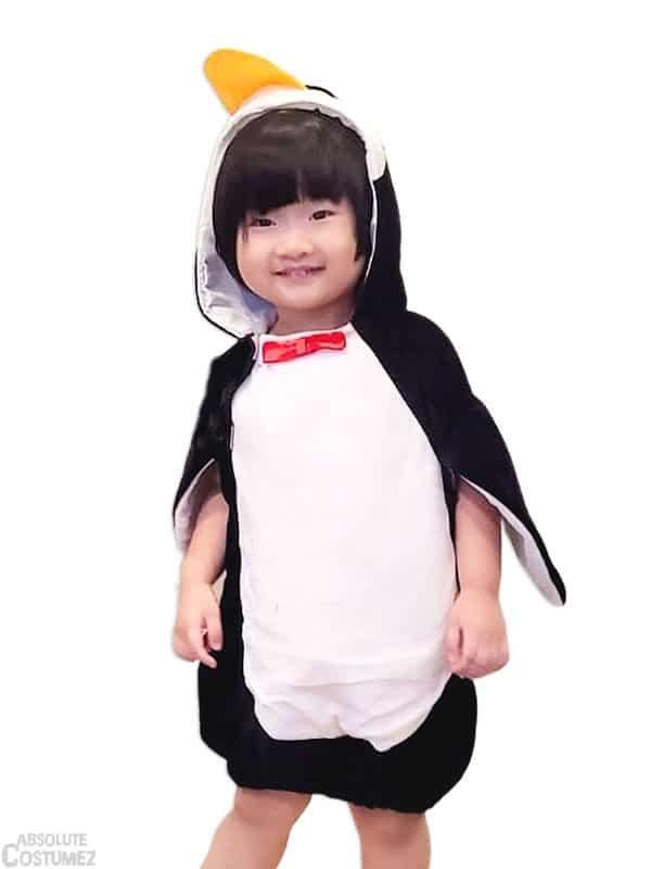 Cute Penguin costume.