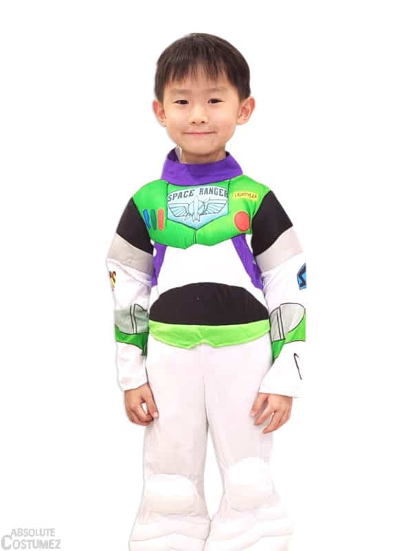 Buzz Lightyear Muscles from Pixar Toy Story universe.
