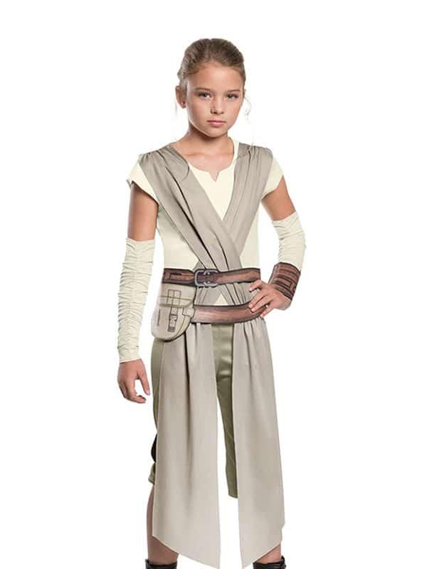 Star Wars - Rey is a fantastic Star Wars Costume for Kids