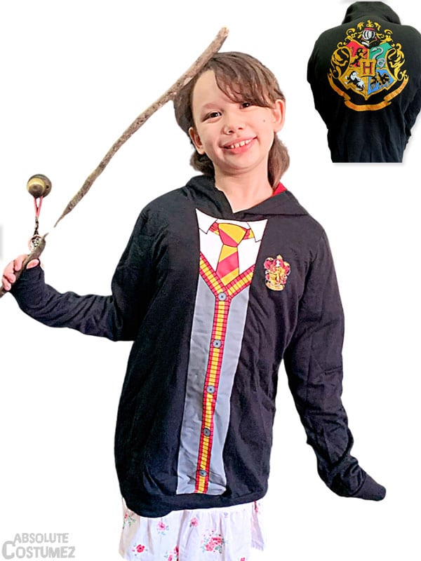 Gryffindor hoodie from the Harry Potter universe