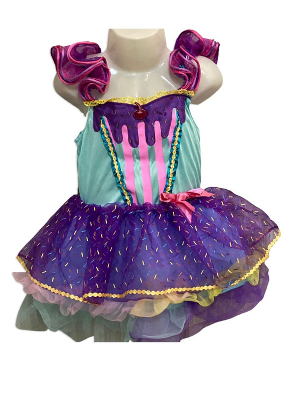 Lil Miss Cupcake Dress is a sweet way to celebrate Hallo